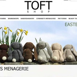 The Toft Alpaca shop