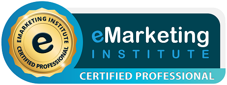 eMarketing Institute Certified Professional